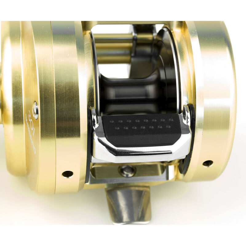 Moulinet casting droitier carnassier shimano ct conquest 401 a - Casting | Pacific Pêche