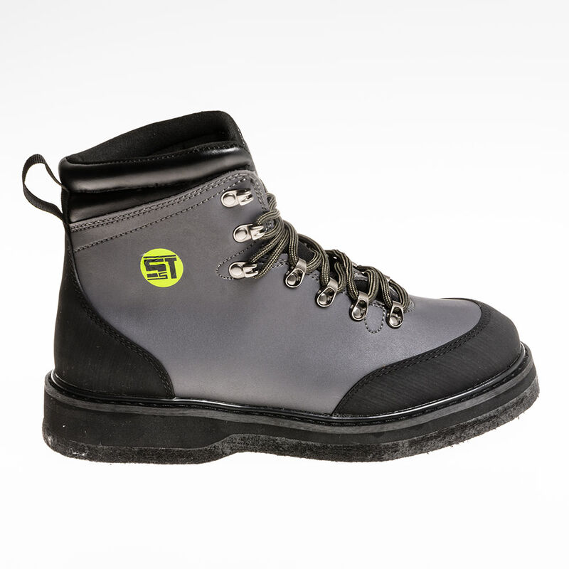 Chaussures de wading silverstone easymove semelles feutre - Chaussures | Pacific Pêche