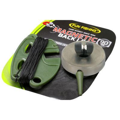 Back lead carpe fun fishing magnetic inox 90g - Back Lead | Pacific Pêche