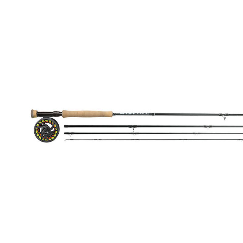 Canne orvis clearwater 10' soie 3 (4 brins) - Cannes   Pacific Pêche