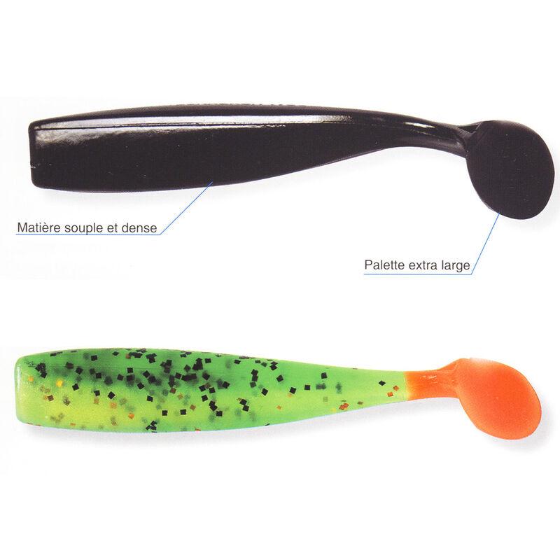 Leurre souple shad carnassier lunker city shaker 4 1/2 11,5cm (x8) - Leurres shads | Pacific Pêche