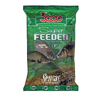 Amorce coup sensas 3000 super feeder riviere 1kg - Amorces | Pacific Pêche