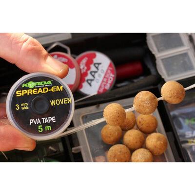 Fil soluble carpe korda spread -em 5m pva dispenser - Fils | Pacific Pêche