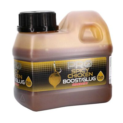 Booster carpe probiotic spicy chiken boost 500ml - Boosters / dips | Pacific Pêche