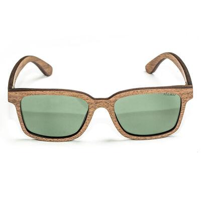 Lunettes polarisantes nash timber sunglasses (vert) - Lunettes | Pacific Pêche