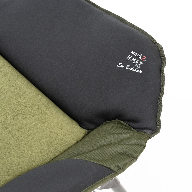 Bedchair mack2 h max evo - Bedchairs | Pacific Pêche