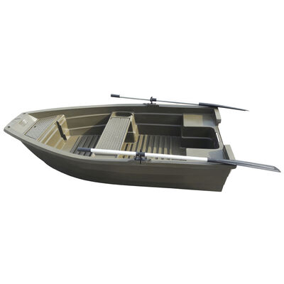 Barque armor la gartempe 250 brown olive - Barques en plastiques | Pacific Pêche