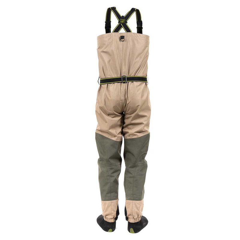 Pack hardwater pro zip + chaussures hx cable feutre - Waders Respirants | Pacific Pêche