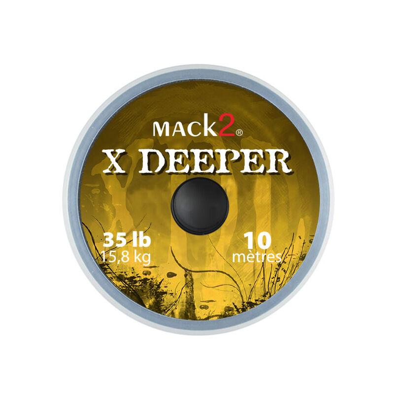 Leadcore carpe mack2 x deeper camo leadcore xt 10m - Leadcore | Pacific Pêche