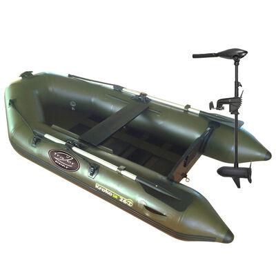 Pack navigation frazer bateau pneumatique kroko sr 260 + moteur 40lbs - Pneumatiques | Pacific Pêche