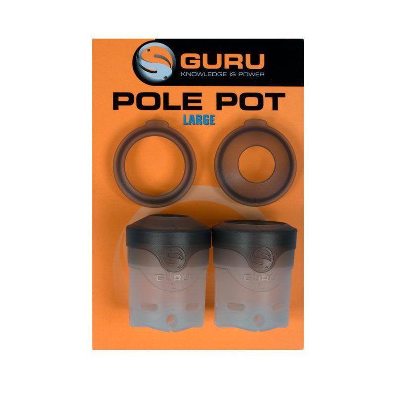 Coupelles de scion coup guru pole pots - Frondes / Coupelles | Pacific Pêche