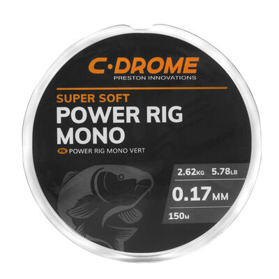 Nylon coup c-drome power rig mono 150m - Monofilaments | Pacific Pêche