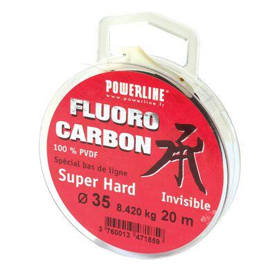 Fluorocarbone powerline pour bas de ligne invisible 50m - Fluorocarbons | Pacific Pêche