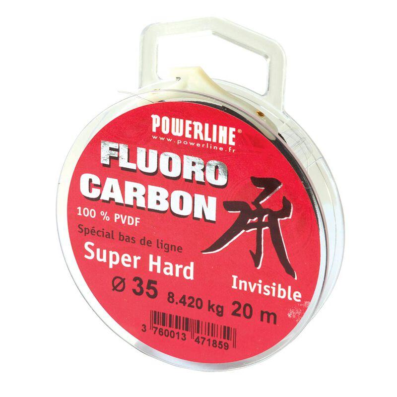 Fluorocarbone powerline pour bas de ligne invisible 20m - Fluorocarbons | Pacific Pêche