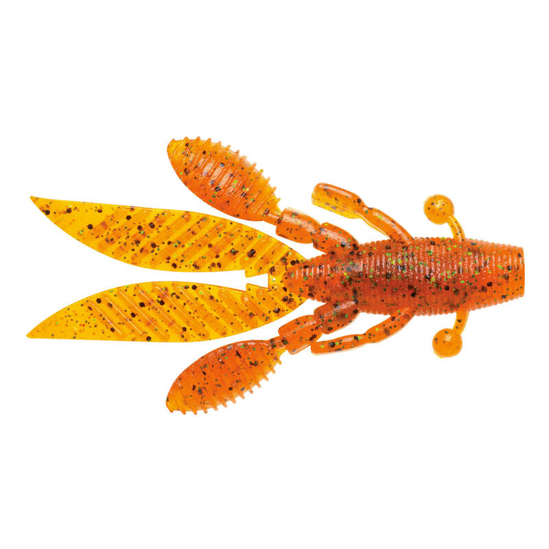 "Leurre souple créature carnassier gary yamamoto flapping hog ii 3,75"" 9,5cm (x7) - Créatures | Pacific Pêche"
