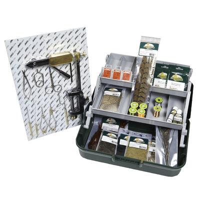 Kit de montage de mouche jmc initiation - Kit Outillage | Pacific Pêche
