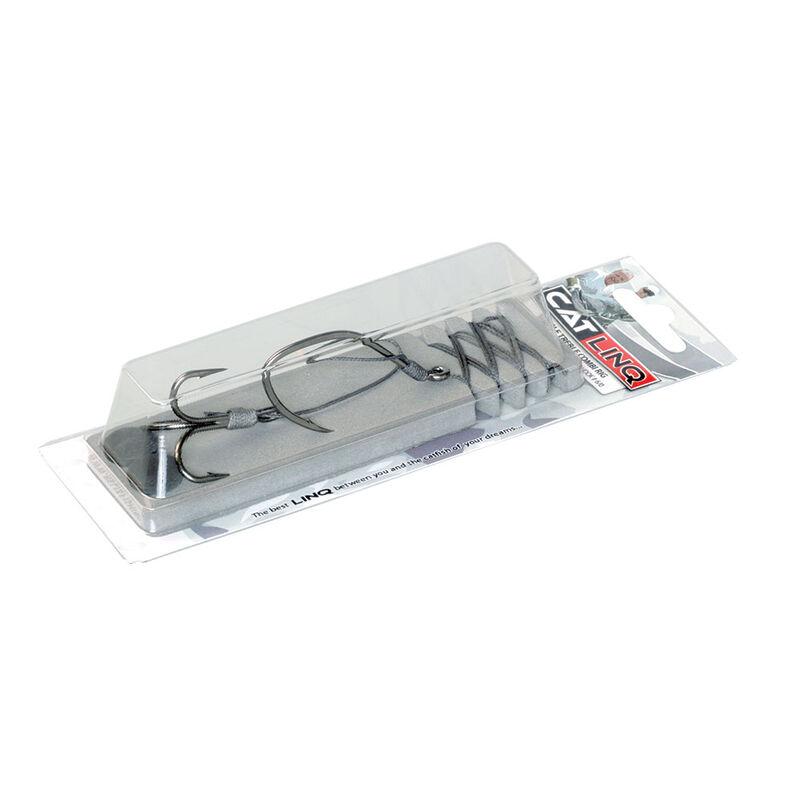 Bas de ligne monté silure cat linq single treble combi rig (x1) - Bas de lignes montés | Pacific Pêche