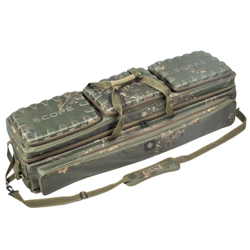 Fourreau carpe nash scope ops r9 transporter (3 cannes) - Fourreaux | Pacific Pêche