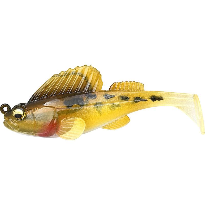 "Leurre souple shad carnassier megabass dark sleeper 3"" 7,7cm 10g - Leurres shads | Pacific Pêche"