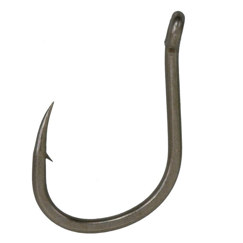x10 Taille 8 FUN FISHING HAMECON P/âte 1 Oeillet sans Ardillon - Black /& Gold