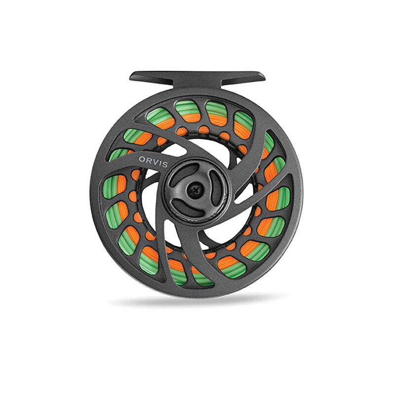 Ensemble orvis canne clearwater 10' soie 7 + moulinet clearwater gray 4 - Ensembles   Pacific Pêche