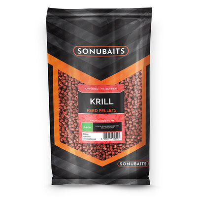 Pellets coup sonubaits krill feed pellets 900g - Amorçage | Pacific Pêche