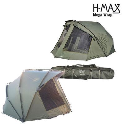 Pack biwy mack2 h max air-tech avec surtoile - Packs | Pacific Pêche
