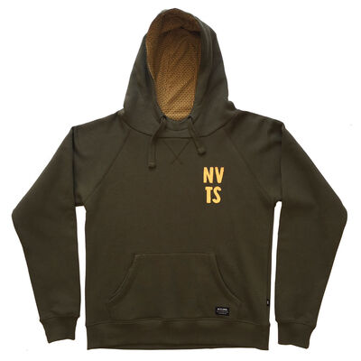 Sweat-shirt à capuche hoody green (vert) - Sweats | Pacific Pêche