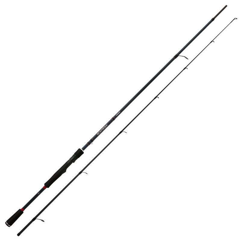 Canne lancer/spinning carnassier shimano aernos ax 8'2 h 2.49m 21-56g - Lancers/Spinning | Pacific Pêche