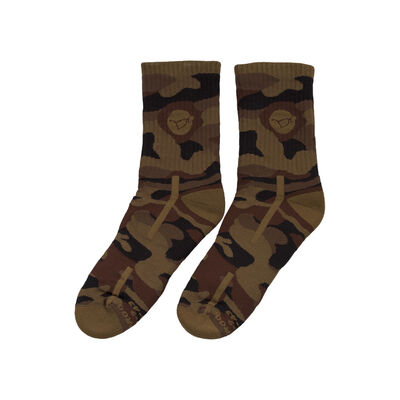 Chaussettes korda kore camouflage waterproof socks - Chaussettes | Pacific Pêche