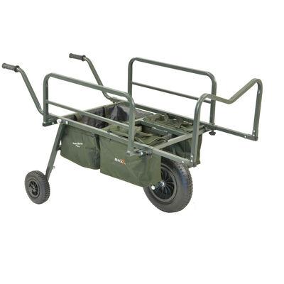 Chariot de transport carpe mack2 tractor barrow mk ii (brouette) - Chariots | Pacific Pêche