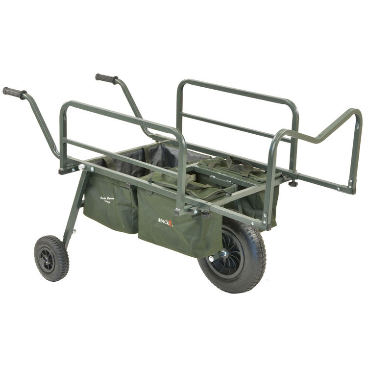 Chariot de transport carpe mack2 tractor barrow mk ii (brouette) - Chariots   Pacific Pêche
