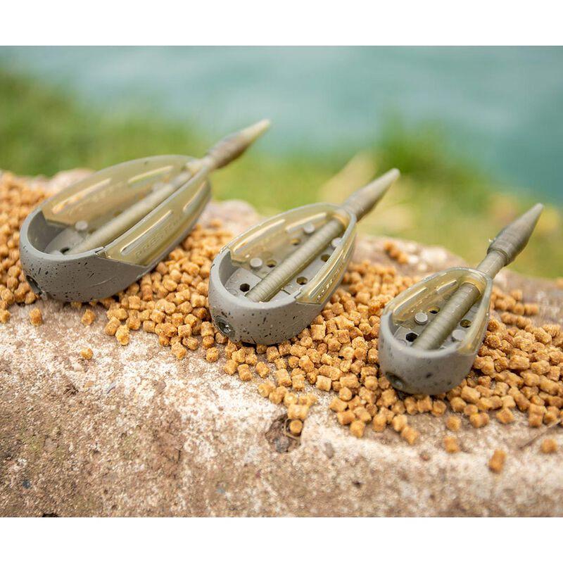Feeder preston ics in-line banjo xr medium - Cages feeder   Pacific Pêche