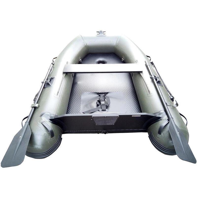 Pack bateau komando 220hd + moteur frazer 55lbs - Pneumatiques | Pacific Pêche
