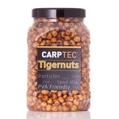 Graines cuites carpe dynamite baits carptec particles tigernuts - Prêtes à l'emploi | Pacific Pêche