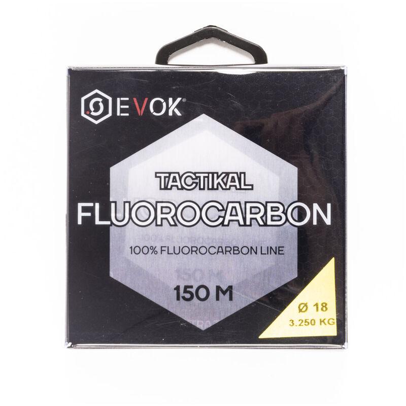 Fluorocarbone carnassier evok tactikal fluorocarbone 150m - Fluorocarbones   Pacific Pêche