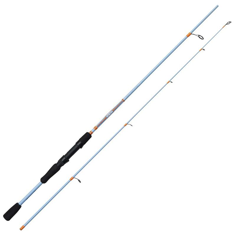 Canne lancer okuma fuel spin rod  2.44m 30-80g - Cannes | Pacific Pêche