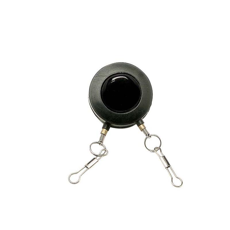 Accessoire du gilet mouche jmc bouton service double - Boutons Services | Pacific Pêche