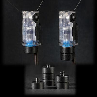 Masselotte additionnelle pour balancier carpe delkim d stak weight x6 - Accessoires de balanciers | Pacific Pêche