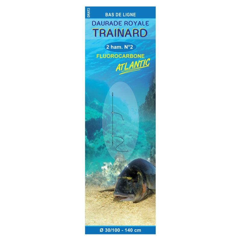 Bas de ligne mer flashmer daurade royale atlantic + trainard - Bas de Lignes / Lignes Montées | Pacific Pêche