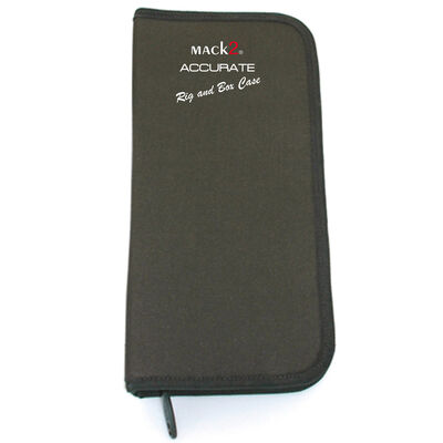 Trousse à bas de ligne carpe mack2 accurate rig and box case - Sacs/Trousses Acc. | Pacific Pêche