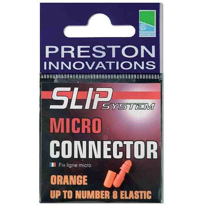 Connecteur de ligne coup preston slip micro - Emerillons / Agrafes / Perles | Pacific Pêche
