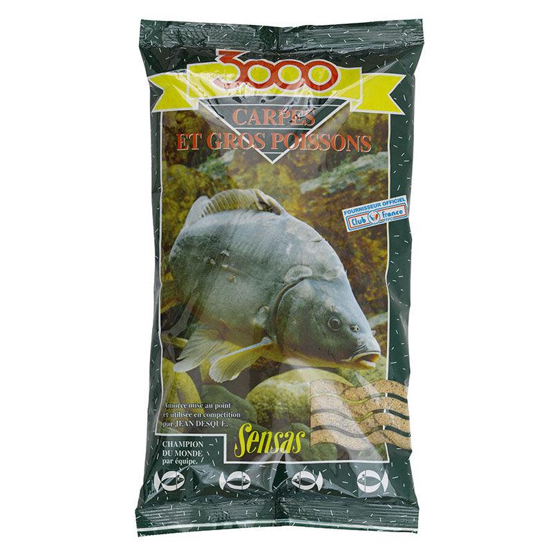 Amorce coup sensas 3000 carpe - Amorces | Pacific Pêche