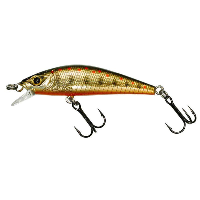 Leurre poisson nageur gunki gamera 50hw 5cm - Jerk Baits | Pacific Pêche