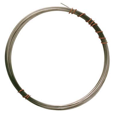 Bas de ligne acier carnassier cannelle corde piano 10m - Monture | Pacific Pêche