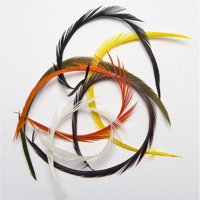 Fly tying plumes goose biot jmc - Plumes   Pacific Pêche