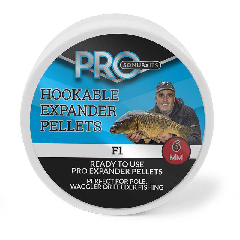 Pellets d'eschage pro expander hookable f1 - Additifs   Pacific Pêche