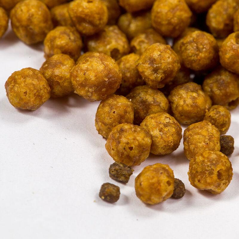 Pellets carpe nashbait riser pure crustacean avec hookbaits 1.6kg - Eschages | Pacific Pêche