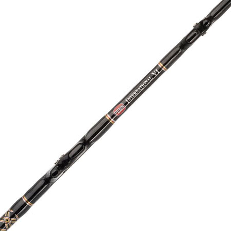 Canne traine penn international vi igfa 183cm 50-80lb rollers bent butt - Cannes | Pacific Pêche