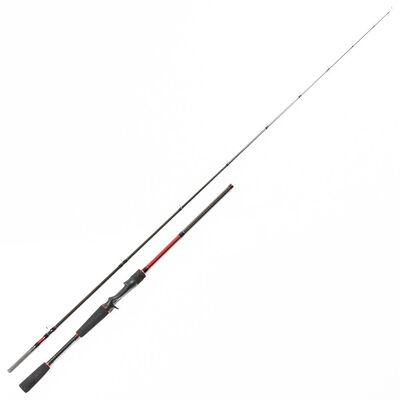 Canne casting carnassier evok invictus 701+1 hxh 2,13m 21-56g - Cannes Casting | Pacific Pêche